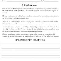 EL ÁRBOL MÁGICO