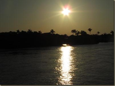 sunset at sunshine key rv park