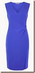 Diane von Furstenberg Stretch Bevina Dress