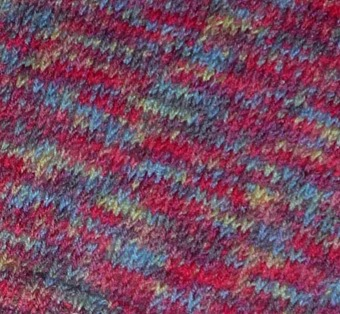 begin slip stitch cardi=closeup