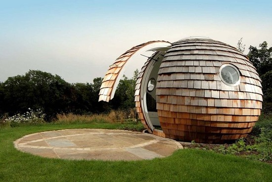 office pods. 15 INCREDIBLE OUTDOOR OFFICE PODS Office Pods