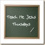 teach me jesus thrusday