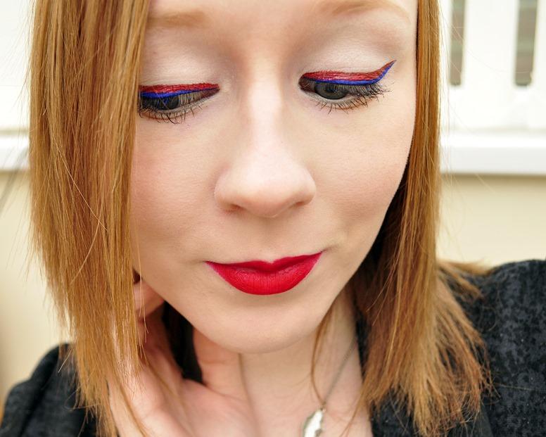 main street usa makeup look disney magic kingdom walt disney world