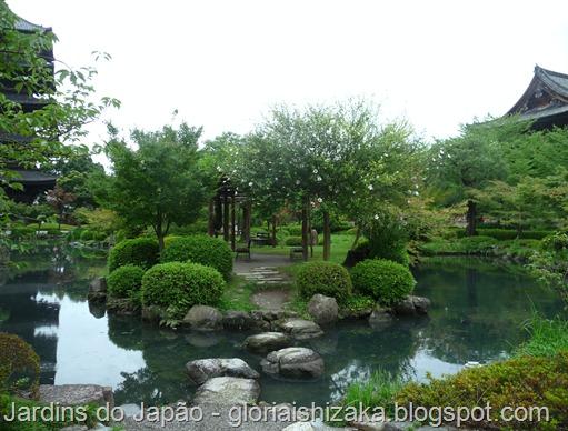 Jardins no Japão - Jardim Toji - Glória Ishizaka
