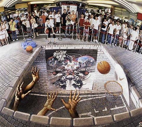 27. Basketball en 3D