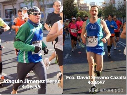 Joaquin y David