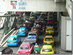 Corlorfull Taxi,  Bangkok