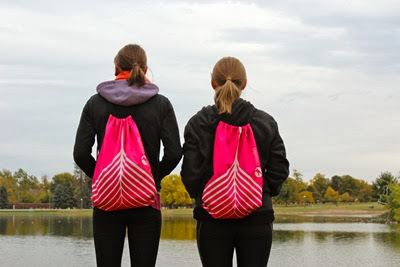 Oiselle Spike Bag
