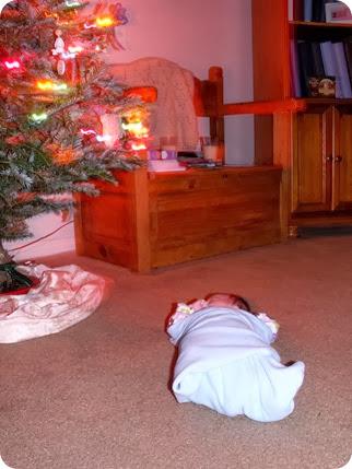 Decorating the Christmas Tree Elaine 4 Weeks