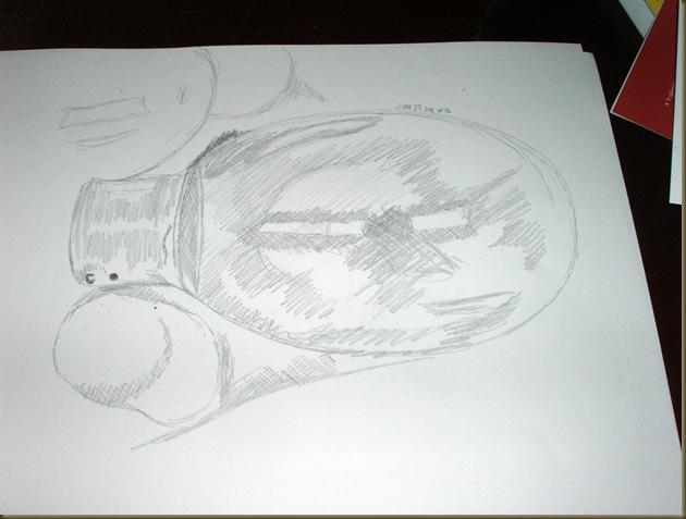 100 drawings drawing three_picnik