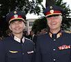 Festakt Tag der Bundespolizei im Kurpark