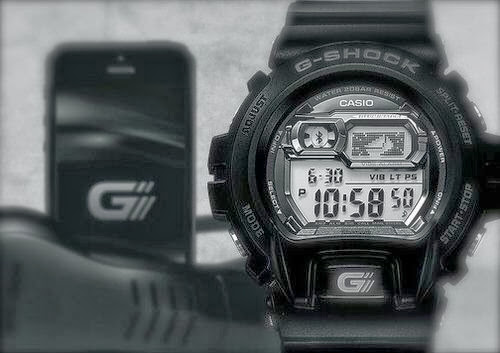 Casio gshock iphone