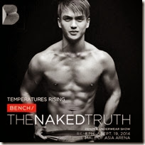 Bench TheNAKEDTruth - Dominic Roque