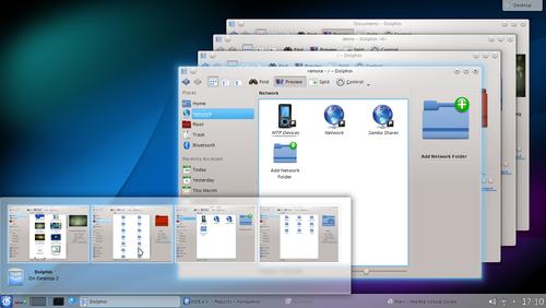 KDE 4.10.1
