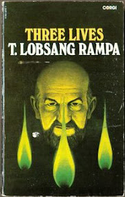 Cover of Tuesday Lobsang Rampa's Book Three Lives