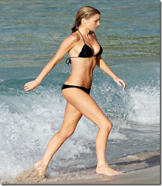 IMAGE ID # 1822123 Stunning Victoria Secrets Model Marisa Miller takes time out of work and spends her down time frolicking in the waters of St. Bart's Tuesday Afternoon!<br /> <br /> CR: TRB/Fame Pictures<br />  <br />  01/20/2009 --- Marisa Miller --- Restrictions apply: new.no france/germany/england/australia.44Rw ---  --- (C) 2009 Fame Pictures, Inc. - Santa Monica, CA, U.S.A - 310-395-0500 / Sales: 310-395-0500