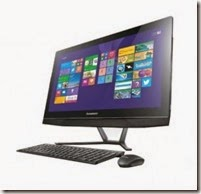 Flipkart: Buy Lenovo All-In-One B 50 30 F0AU0020IN Desktop (i5,8GB,1TB) at Rs.64999 only