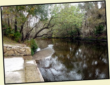 06c - Little Manatee River SP- Canoe Launch Area