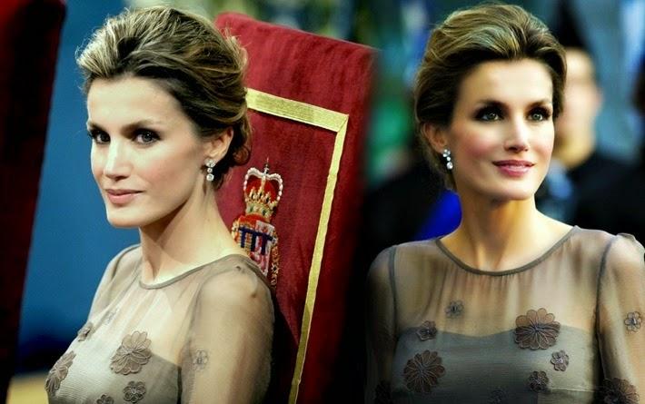 rainha letizia espanha