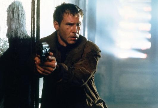 Blade Runner - O Caçador de Andróides - Harrison Ford - Deckard - reg thorpe