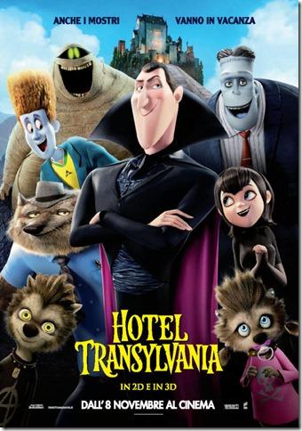 Hotel Transilvania – La figlia del Conte