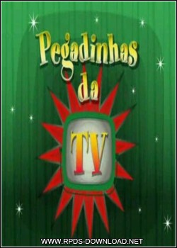 4ea1b807719e4 Pegadinhas da Tv Vol 1, 2, 3, 4 RMVB TVRip
