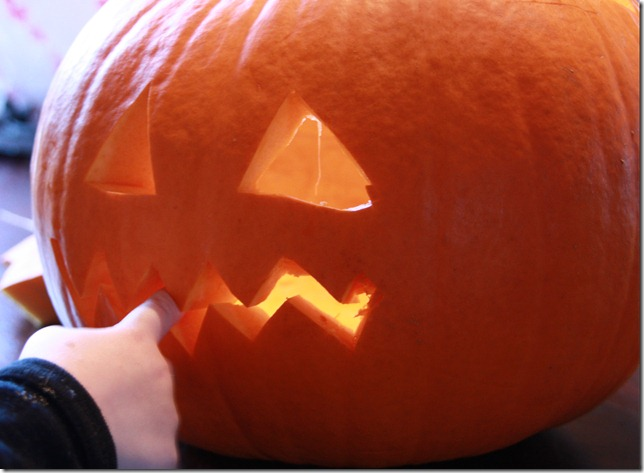 halloween gresskarutskjæring IMG_7286