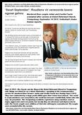 FOURIE Johan Cecilia murdered Trompsburg Boer couple comm serv NGChurch BLACK SEPTEMBER SAID rev