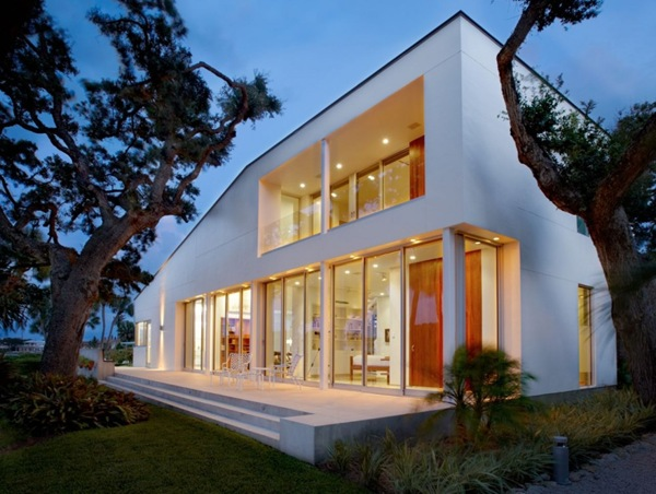 Barrier Island House Sanders Pace Architecture