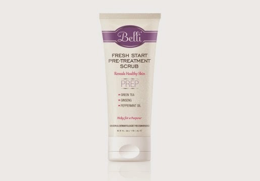 Belli-Fresh Start Pre-Treatment Scrub-Tube-792734300272