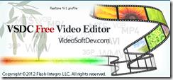 VSDC Free Video Editor - incio