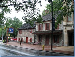 2141 Pennsylvania - York, PA - Lincoln Hwy (Market St) - 1740s Golden Plough Tavern