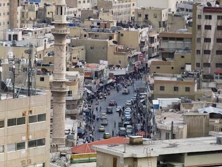 Obiective turistice Iordania: Centru Amman