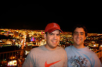 Jason and Gerrod on the stratosphere