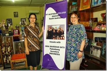 Prestasi SMA Xaverius 1 Sekolah Terbaik di Palembang