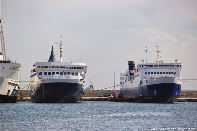 Αλλαγές στα δρομολόγια της Ionian Ferries