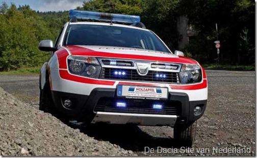 Dacia Duster als brandweer 08