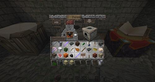Chroma-Hills-Texture-pack-Minecraft-tools