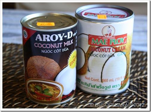 COCONUT CREAM & MILK© BUSOG! SARAP! 2012