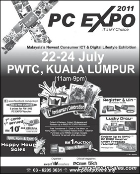 Pc-Expo-2011-PWTC-Fair-EverydayOnSales-Warehouse-Sale-Promotion-Deal-Discount