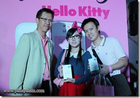 Samsung Galaxy Y Hello Kitty  304