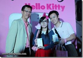 Samsung Galaxy Y Hello Kitty  304
