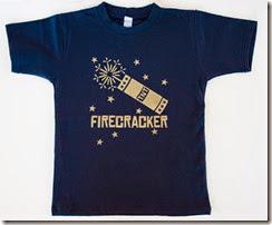 Firecracker shirt
