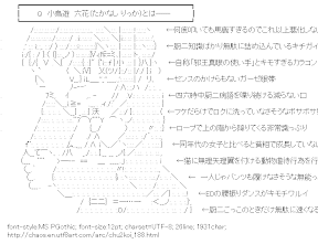 [AA]Takanashi Rikka (Chunibyo Demo Koi ga Shitai!)