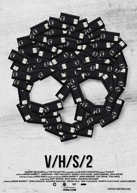 VHS 2 2013 horror movie review