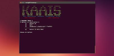 KAAIS in Ubuntu Linux