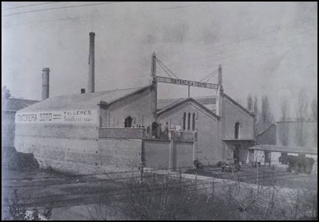 Tintorería Soto 1931