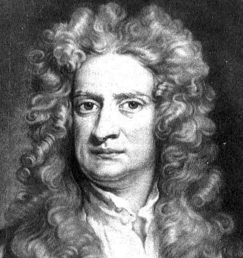 С днем рождения, сэр Исаак Ньютон!