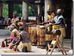 Orunmilá culto africano