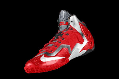 nike lebron 11 id allstar 2 14 gumbo Nike Unleashed Endless Possibilities with LeBron 11 Gumbo iD!